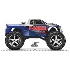 Traxxas Nitro T-Maxx 3.3 engine 4WD RTR Monster Truck