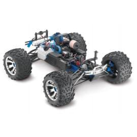 Traxxas Nitro Revo 3.3 4WD RTR Monster Truck Blue
