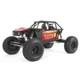 Axial Capra 1.9 Unlimited Trail Buggy 1/10 4x4 Rock Crawler RTR (Red)