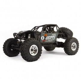 Axial RR10 Bomber 1/10 4x4 Rock Racer RTR (Gray)