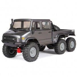 Axial SCX10 II UMG10 Unimog 1/10 6x6 Rock Crawler RTR