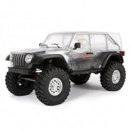 Axial SCX10 III Jeep JLU Wrangler with portals 1/10 4x4 Rock Crawler Builders Kit