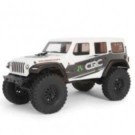 Axial SCX24 2019 Jeep Wrangler JLU CRC 1/24 4x4 Mini Crawler RTR (White)