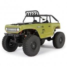 Axial SCX24 Deadbolt 1/24th 4x4 Mini Crawler RTR (Green)