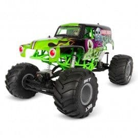 Axial SMT10 Grave Digger 1/10 4x4 Monster Truck RTR