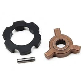 Traxxas Cush Drive Key/Pin/Elastomer