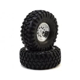 Traxxas Bronco Wheels and Tires