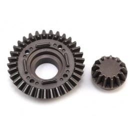 Traxxas Ring Gear Diff And Pinion Rear