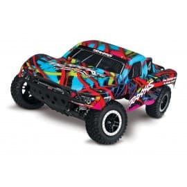 Traxxas Slash 1/10 2WD RTR Short Course Truck Hawaiin