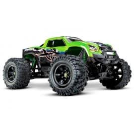 Traxxas X-Maxx 8S 4X4 RTR Monster Truck Green