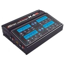 Hitec X4 Ac Plus 4-Port Ac/Dc Multi-Charger