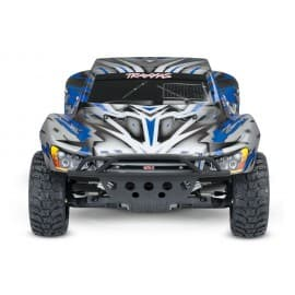 Traxxas Slash 1/10 2WD Short Course Truck (No Battery) Blue