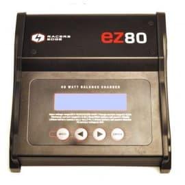 Racers Edge Ez80 Ac/Dc 80W Multi-Chemistry Charger - Rcesc1700