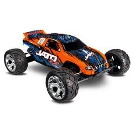 Traxxas Nitro Jato 3.3 2WD RTR Stadium Truck w/Bluetooth Orange