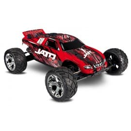 Traxxas Nitro Jato 3.3 2WD RTR Stadium Truck w/Bluetooth Red