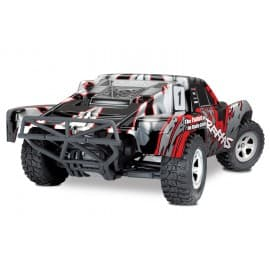 Traxxas Slash 1/10 2WD Short Course Truck (No Battery) Red