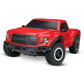Traxxas Slash 1/10 2WD RTR 2017 Ford Raptor Short Course Truck Red