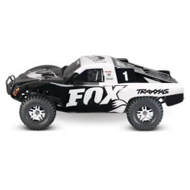 "Traxxas Slash 4X4 ""Ultimate"" RTR Short Course Truck White Fox"