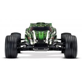 Traxxas Rustler 2WD Stadium Truck (No Battery) Green