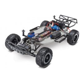 Traxxas Slash 1/10 2WD RTR Short Course Truck Black