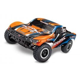 Traxxas Slash 1/10 2WD RTR Short Course Truck Orange