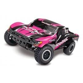 Traxxas Slash 1/10 2WD RTR Short Course Truck Pink