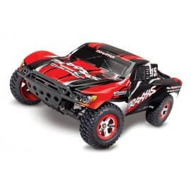 Traxxas Slash 1/10 2WD RTR Short Course Truck Red
