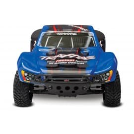 Traxxas Slash VXL 1/10 2WD W/TSM Short Course Truck (No Battery) Blue