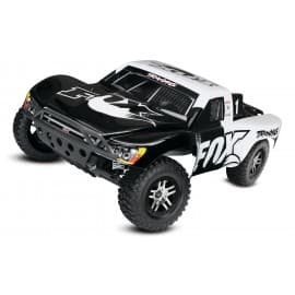 Traxxas Slash VXL 1/10 2WD W/TSM Short Course Truck (No Battery) FOX