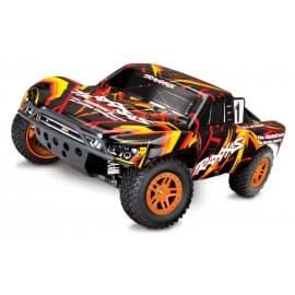 Traxxas Slash 4X4 RTR Short Course Truck Orange/Red