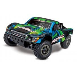 "Traxxas Slash 4X4 ""Ultimate"" RTR Short Course Truck Green"