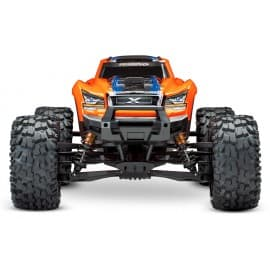 Traxxas X-Maxx 8S 4X4 RTR Monster Truck Orange