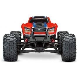 Traxxas X-Maxx 8S 4X4 RTR Monster Truck Red