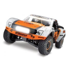 Traxxas Unlimited Desert Racer UDR 6S RTR 4X4 Race Truck Fox