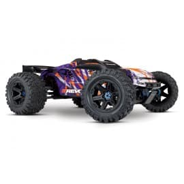 Traxxas E-Revo VXL 2.0 4X4 6S RTR Monster Truck Purple
