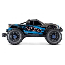 Traxxas Maxx 4X4 1/10 4s Brushless RTR Monster Truck Blue