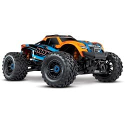 Traxxas Maxx 4X4 1/10 4s Brushless RTR Monster Truck Orange - RTR(without battery & charger)