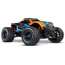 Traxxas Maxx 4X4 1/10 4s Brushless RTR Monster Truck Orange