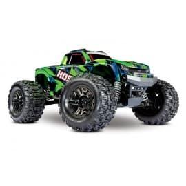 Traxxas Hoss 4X4 VXL 1/10 3S 4WD RTR Monster Truck Green