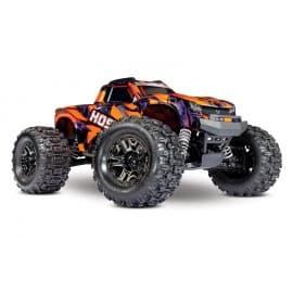 Traxxas Hoss 4X4 VXL 1/10 3S 4WD RTR Monster Truck Orange