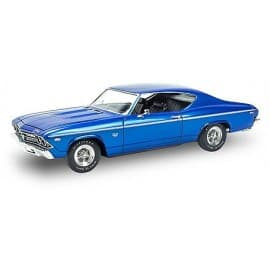 Revell 1/25 1969 Chevy Chevelle SS 396