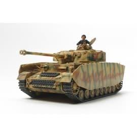 Tamiya 1/48 German Panzer Iv Ausf.H