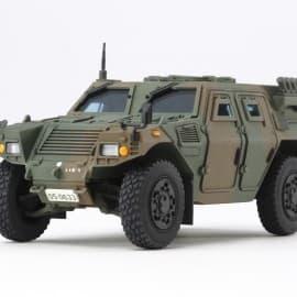 Tamiya Jgsdf Light Armored Vehicle