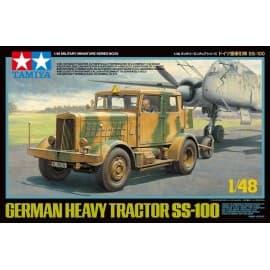 Tamiya 1/48 german heavy tractor SS-100