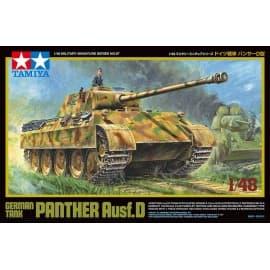 Tamia 1/48 German Panther Tank