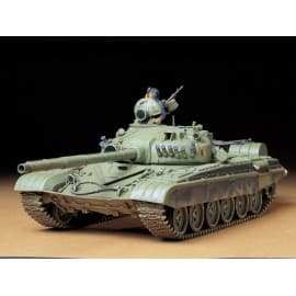 Tamiya 1/35 Russian army tank T72M1