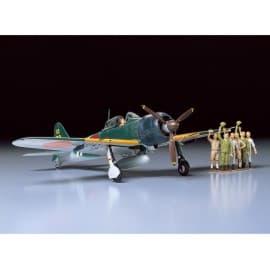 Tamiya A6M5C Type 52 A6M Zero Fighter Kit