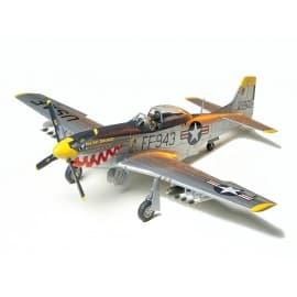 Tamiya 1/48 F-51D Mustang Korean War
