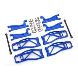 Traxxas Widemaxx Suspension Kit Blue