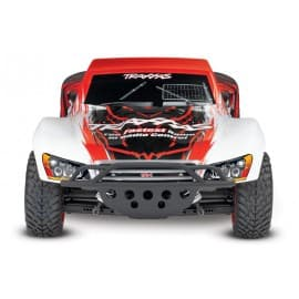 """Traxxas Slash 4X4 """"Ultimate"""" RTR Short Course Truck Red"""